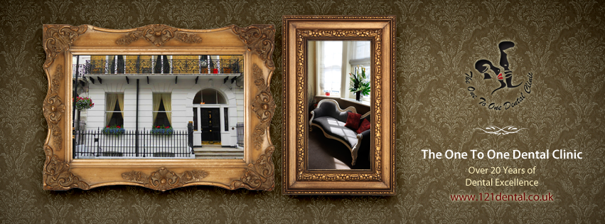 artistic display of the clinic depicted in vintage painting frames